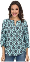 Karen Kane Split Placket Top