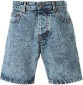 Ami Alexandre Mattiussi denim shorts