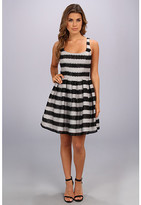 ABS by Allen Schwartz Claire Stripe Dress