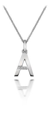 Hot Diamonds Micro-Amulets Letter Pendant