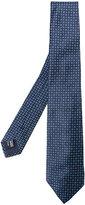Giorgio Armani patterned tie