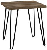 Design Studio A Maxwell Retro End Table, Walnut