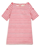 Kate Spade Girls' Bow Sleeve Shift Dress - Little Kid