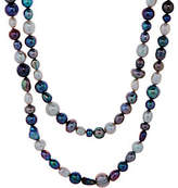 """Honora Cultured Pearl 60"""" Endless StrandNecklace"""