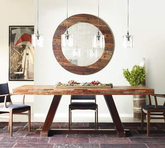 Pottery Barn Langton Reclaimed Wood Dining Table