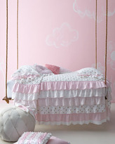 Amity Home Twin Plain Pink Gingham Dust Skirt (not shown)