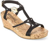 Michael Kors Girls' or Little Girls' Cate Cicely Sandals