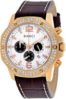 Roberto Bianci Mens Brown Bracelet Watch-Rb54501