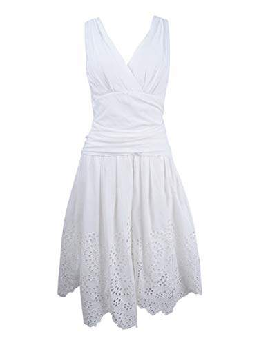 43fe49f08f85 White A Line Skirt Dresses - ShopStyle