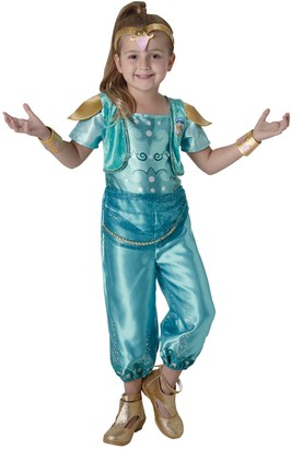 Shimmer & Shine Shimmer Childs Costume - Blue