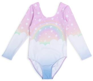 Stella Mccartney Kids Rainbow Bodysuit (3-14+ Years)