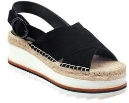 Marc Fisher Glenna Espadrille Platform Sandals