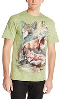 The Mountain Red Fox Collage T-Shirt