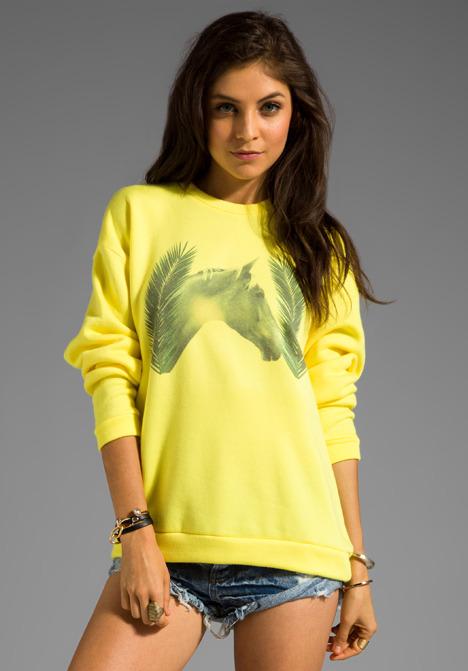 LnA Horse Sweatshirt