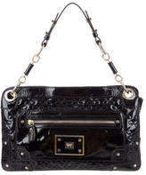 Anya Hindmarch Quilted Patent Leather Bag