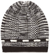 Missoni Wool Variegated Knit Beanie