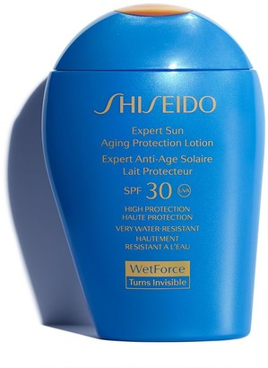 Shiseido Wetforce Expert Sun Aging Protection Lotion Spf30 100Ml