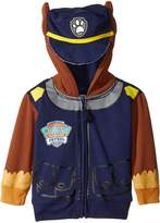 Nickelodeon Little Boys' Paw Patrol Chase Toddler Costume Hoodie, Navy