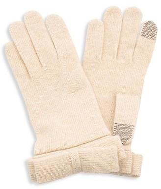 Portolano Nuvola Tech-Touch Knit Gloves