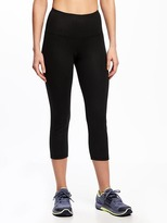 Old Navy High-Rise Go-Dry Compression Capris for Women