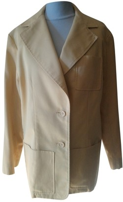 Christian Dior Yellow Jacket for Women Vintage