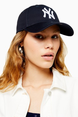 New Era Womens Navy Ny 940 Cap - Navy Blue