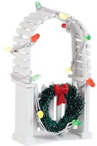 D56 Department 56 Accessories Village Twinkle Brite Trellis Accessory, 1.26-Inch