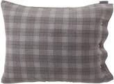 Lexington Company Lexington Authentic Herringbone Checked Grey Pillowcase 65x65
