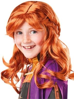 Disney Frozen Frozen 2 Child Anna Wig