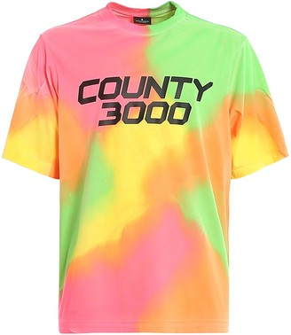 Marcelo Burlon County of Milan County 3000 T-Shirt
