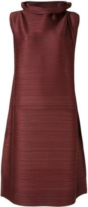 Pleats Please Issey Miyake Cantabile pleated midi dress