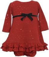 Bonnie Jean Baby Red Dot Dress - Girls 24m