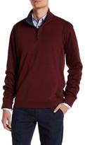 Ted Baker Lavern Long Sleeve Quarter Zip Pullover