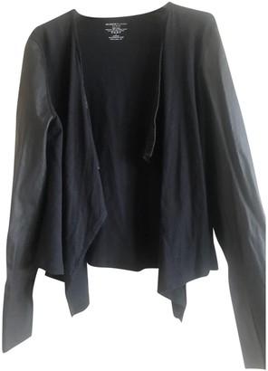 Majestic Filatures Black Cotton Knitwear for Women
