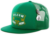 Volcom Pin Patron Snap Back Cap