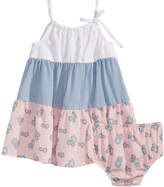 Bonnie Baby Baby Girls Tiered Sundress