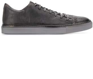John Varvatos flat lace-up sneakers
