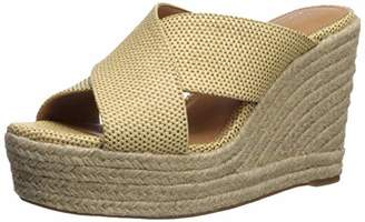 Aerosoles Women's Martha Stewart Woodside Wedge Sandal 9 M US