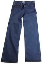 Simon Miller Blue Cotton Jeans