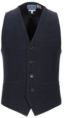 Blue Blue Japan Vest
