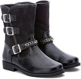 Rachel Black Smooth Tribeca Boot