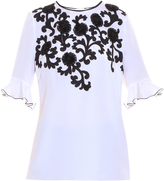 Andrew Gn Trumpet Blouse