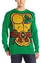 Nickelodeon Men's Teenage Mutant Ninja Turtles Sweater