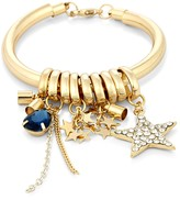 Sole Society Bangle Charm Bracelet