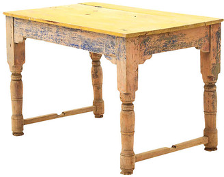 One Kings Lane Vintage Farmhouse Table - de-cor