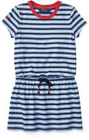 Ralph Lauren 2-6X Stripe Cotton Jersey Tee Dress