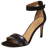 Marc by Marc Jacobs Clean Sexy Tech Ankle-Wrap Sandal