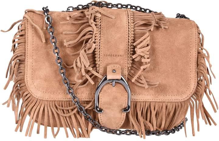 Longchamp Amazone Folk Shoulder Bag