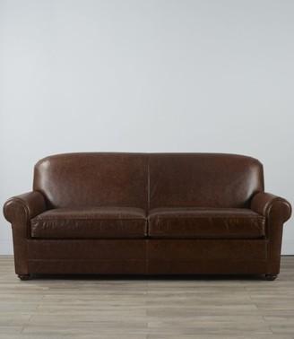 L.L. Bean L.L.Bean Leather Lodge Sofa