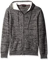 Blizzard Bay Men's Sherpa Lined Hooded Sweatshirt
